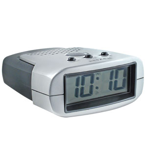 Reizen Big LCD Talking Clock