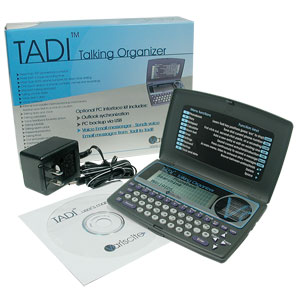 TADI - The Ultimate Talking Personal Organizer