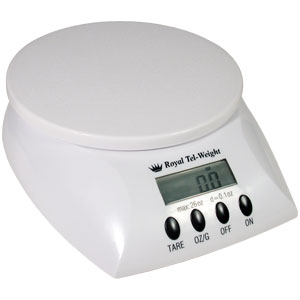 Royal Talking Tel-Weight Kitchen Scale