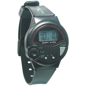 Tel-Time IV Talking Watch-Unisex
