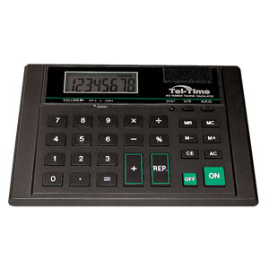 Desk-Top Talking Calculator