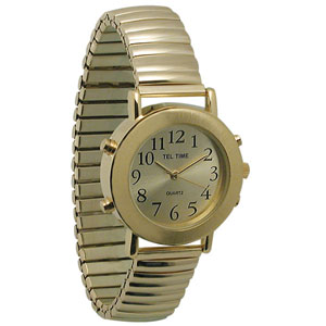 Ladies Tel-Time Talking Watch
