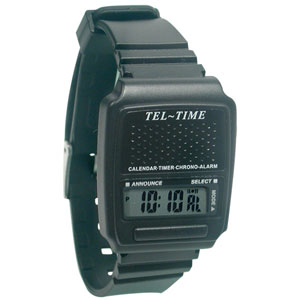 TEL-TIME 2000 Talking-Watch