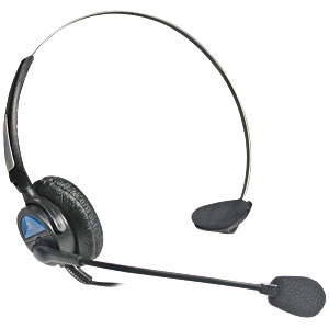 RE-97L/QD Monaural Headset with Busy Light