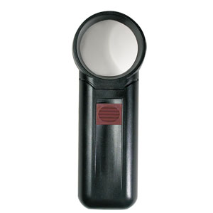 REIZEN Illuminated Pocket Magnifier - 5X 1 1/4 in.